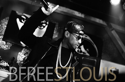 (01.10.2014)  FABOLOUS @ THE COLISEUM
